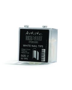 50 CT XTENSIONS WHITE SIZE 2