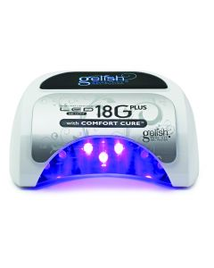18G PLUS LED LIGHT WITH COMFORT CURE