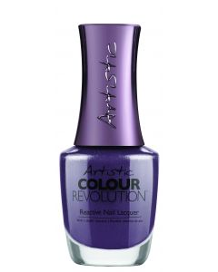 Artistic Colour Revolution Reactive Nail Lacquer Stay in Your Lane