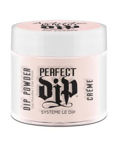 Artistic Perfect Dip Colored Powders Go Your Own Way, 0.8 oz. PALE PINK CREME
