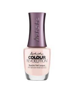 Artistic Colour Revolution Go Your Own Way Reactive Hybrid Nail Lacquer, 0.5 fl oz. PALE PINK CREME