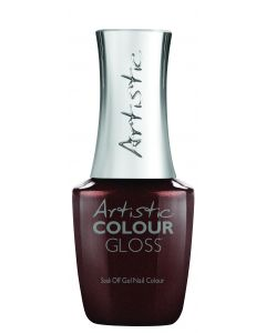 Colour Gloss soaks off quickly and completely, in minutes, without any damage to the natural nail.