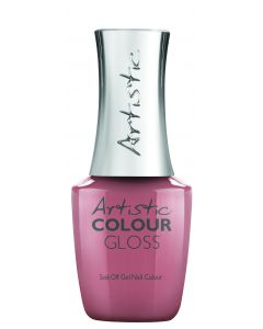 Artistic Colour Gloss Soak Off Gel Nail Colour Give It a Whirl, 0.5 fl oz. MAUVE NUDE CREME