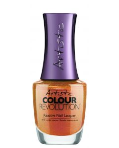 Artistic Colour Revolution Reactive Nail Lacquer Hands Off My Teddy