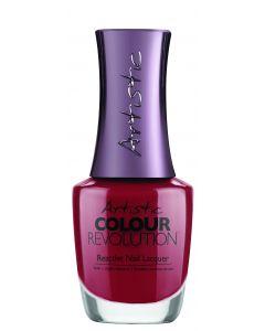 Artistic Colour Revolution Reactive Nail Lacquer Redwardian
