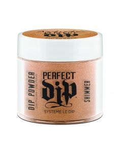 Artistic Perfect Dip Colored Powders Hands Off My Teddy, 0.8 oz. COPPER MULTI-SHIMMER