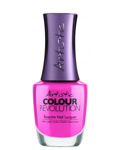 Artistic Colour Revolution Reactive Nail Lacquer Glow Get It!