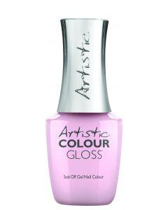 Artistic Colour Gloss Soak Off Gel Nail Colour Don't Call Me Sweetie, 0.8 oz. LIGHT PINK CREME