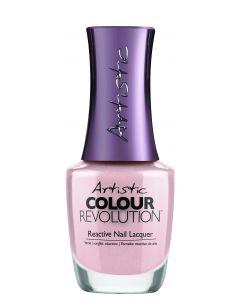 Artistic Colour Revolution Reactive Nail Lacquer Peek-a-Bloom