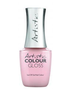 Artistic Colour Gloss Soak Off Gel Nail Colour Peek-a-Bloom, 0.5 fl oz. LIGHT IRIDESCENT PEARL