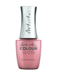 Artistic Colour Gloss Soak Off Gel Nail Colour Beauty and the Buds, 0.5 fl oz. NUDE CREME
