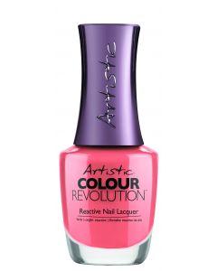 Artistic Colour Revolution Reactive Nail Lacquer Glow Big or Go Home