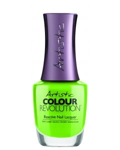 Artistic Colour Revolution Reactive Nail Lacquer Shaded not Jaded