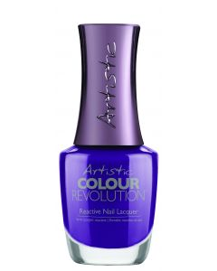 Artistic Colour Revolution Reactive Nail Lacquer Ultra-Violet Rays