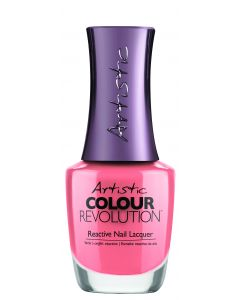 Artistic Colour Revolution Reactive Nail Lacquer Summer Stunner