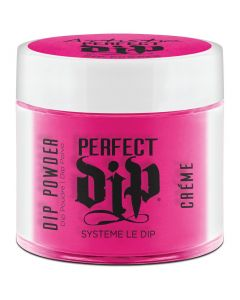 Artistic Perfect Dip Colored Powders Too Much Sax, 0.8 oz. PINK CREME