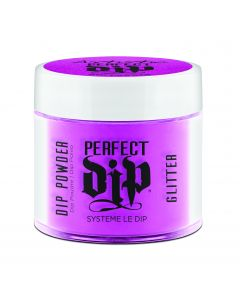 Artistic Perfect Dip Colored Powders Don't Be Shady, 0.8 oz. FUCHSIA SHIMMER