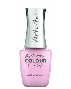 Artistic Colour Gloss Soak Off Gel Nail Colour  Chiffon & On & On, 0.5 fl oz. DUSTY PINK CREME