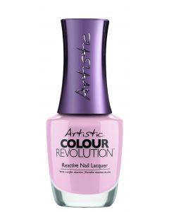 Artistic Colour Revolution Reactive Nail Lacquer Chiffon & On & On