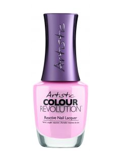 Artistic Colour Revolution Reactive Nail Lacquer It's Going Gown