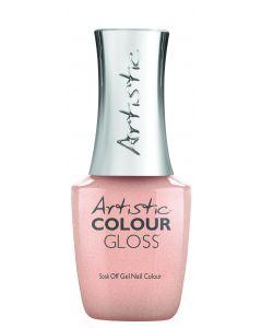 Artistic Colour Gloss Soak Off Gel Nail Colour  The Big Re-veil, 0.5 fl oz. NUDE PEARL