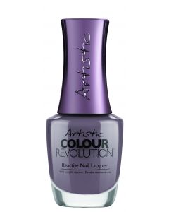 Artistic Colour Revolution Reactive Nail Lacquer Taupe of the A-List