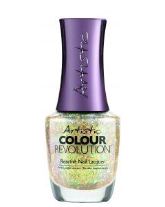 Artistic Colour Revolution Reactive Nail Lacquer Over the Top