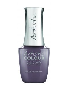 Artistic Colour Gloss Soak Off Gel Nail Colour Taupe of the A-List, 0.5 fl oz. GREIGE CREME