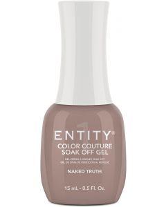 Entity Color Couture Soak-Off Gel Enamel Naked Truth