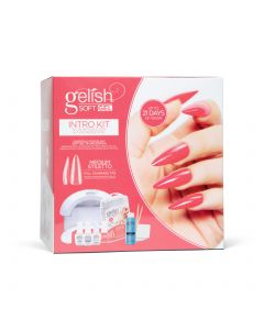 Gelish Soft Gel Medium Stiletto Kit