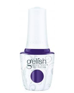 Gelish Soak-Off Gel Polish A Girl And Her Curls, 0.5 fl oz. EGGPLANT SHIMMER