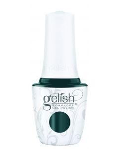 Gelish Soak-Off Gel Polish Flirty And Fabulous, 0.5 fl oz. TEAL CREME