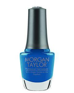 Morgan Taylor Feeling Swim-sical Nail Lacquer, 0.5 fl oz.