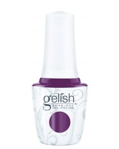 Gelish Soak-Off Gel Polish Be My Sugarplum, 0.5 fl oz. DARK MAUVE CREME