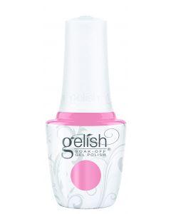 Gelish Soak-Off Gel Polish On Cloud Mine 0.5 fl oz. SHEER PEACHY PINK