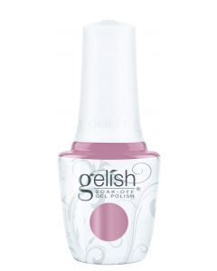 Gelish Soak-Off Gel Polish Keep It Simple, 0.5 fl oz. SOFT PINK CREME