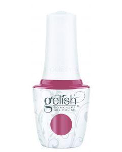 Gelish Soak-Off Gel Polish Be Free, 0.5 fl oz. ROSY MAUVE CREME