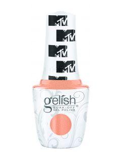 Gelish Soak-Off Gel Polish Super Fandom, 0.5 fl oz. TAN SHIMMER