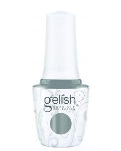 Gelish Soak-Off Gel Polish Let There Be Moonlight, 0.5 fl oz. SOFT GRAY CREME