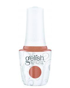 Gelish Soak-Off Gel Polish Copper Dream, 0.5 fl oz. COPPER METALLIC