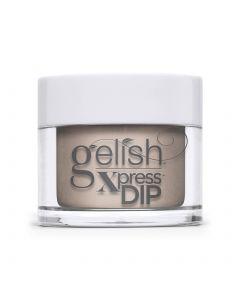Gelish Xpress Dip Bare & Toasty, 1.5 oz. TAN CREME