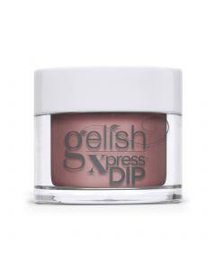 Gelish Xpress Dip Be Free, 1.5 oz. ROSY MAUVE CREME