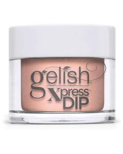 Gelish It's My Moment Dip Powder, 0.8 oz. BRIGHT PEACH CREME