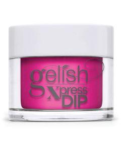 Gelish Spin Me Around Dip Powder, 0.8 oz. HOT PINK CREME