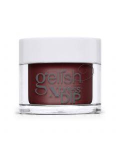 Gelish Uncharted Territory Dip Powder, 0.8 oz. GARNET CREME