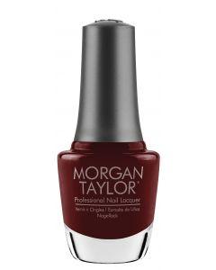 Morgan Taylor Uncharted Territory Lacquer, 0.5 oz. GARNET CREME