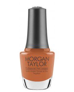 Morgan Taylor Catch Me If You Can Lacquer, 0.5 oz. PUMPKIN CREME