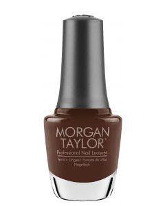Morgan Taylor Totally Trailblazing Lacquer, 0.5 oz. HOT CHOCOLATE CREME