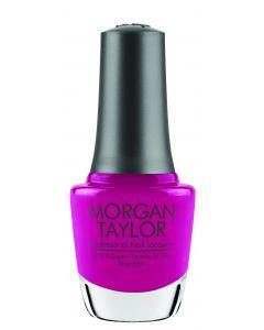 Morgan Taylor Professional Nail Lacquer it's the Shades, 0.5 fl oz. HOT PINK CREME