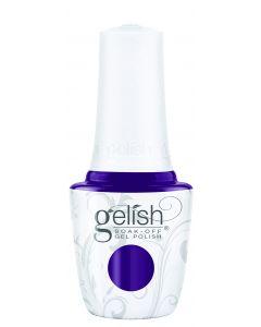 Gelish Soak-Off Gel Polish Just Me & My Piano, 0.5 fl oz. PURPLE CREME